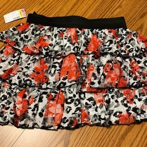 Tulle floral skirt new with tags (MEDIUM)